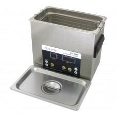 Ультразвуковая ванна BAKU BK-2000 с функцией дегазации жидкости (2.3L, 120W, 40 kHz, подогрев до 80 гр. C, таймер до 99 мин.)