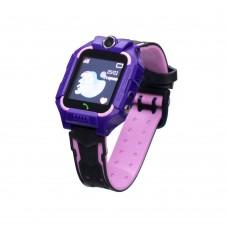 Детские смарт часы    FZ6 фиолетовые