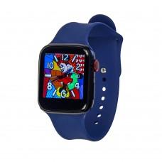 Смарт часы  Greentiger  FT30 тёмно-синие