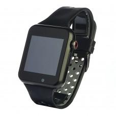 Смарт часы C5 чёрные с поддержкой Sim карты и карты памяти до 32GB
