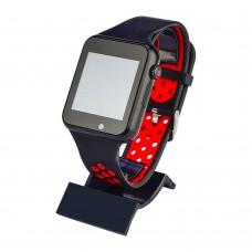 Смарт часы C5 красные с поддержкой Sim карты и карты памяти до 32GB