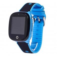 Детские смарт часы    HW11 с функцией GPS и WiFi синие
