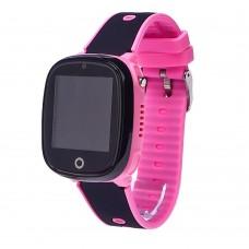 Детские смарт часы    HW11 с функцией GPS и WiFi розовые