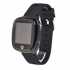 Детские смарт часы    HW11 с функцией GPS и WiFi чёрные