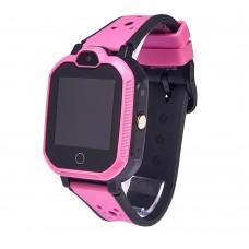 Детские смарт часы    H6 4G розовые