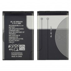 Аккумулятор BL-4C  для Nokia  6300/ 5100/ 6100/ 6260/ 7200/ 7270/ 7610/ X2-00/ C2-05