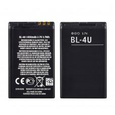 Аккумулятор BL-4U  для Nokia  Asha 306/ 3120 Classic/ 5330/ 5730/ 6216 Classic/ 6600 Slide/ 8800 Arte