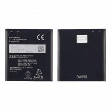 Аккумулятор BA950 для Sony C5502 M36h Xperia ZR