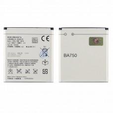 Аккумулятор BA750 для Sony LT15i/ LT18i/ X12