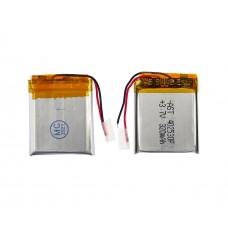 Аккумулятор 402530P универсальный с контроллером, 4 х 25 х 32 мм (320 mAh)