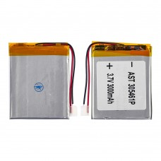 Аккумулятор 305461P универсальный с контроллером, 3,4 х 50 х 64 мм (3000 mAh)