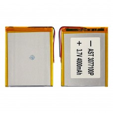 Аккумулятор 3077100P универсальный с контроллером, 4 х 80 х 104 мм (4000 mAh)