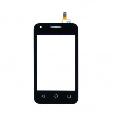 Тачскрин  для ALCATEL  4009D One Touch Pixi 3 чёрный