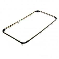 Дисплейная рамка  для APPLE  iPhone 4 чёрная со скотчем