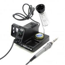 Паяльная станция  WEP  926 LED (паяльник с блоком регулировки и цифровой индикацией, 75W, 200-480 гр C)