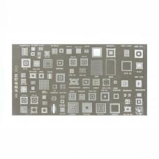 Трафарет BGA    188 A (K850/W810/K800/P800)