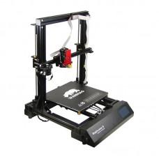3D принтер с подогревом стола и сенсорным LCD Wanhao Duplicator 9/300 (X300*Y300*Z400; экструдер - 1шт, МК10-300 гр C; cardreader; печать V=100мм/сек)