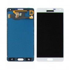 Дисплей  для SAMSUNG  A700 Galaxy A7 с белым тачскрином оригинал