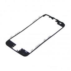 Дисплейная рамка  для APPLE  iPhone 5s чёрная с термоклеем