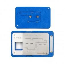 Набор для BGA перекатки iPhone X B70 c держателем платы и пастой WL-201