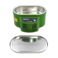 Ультразвуковая ванна BAKU BK9030 с металлической крышкой 30W, 0.7L