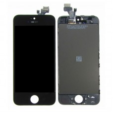 Дисплей  для APPLE  iPhone 5 с чёрным тачскрином high copy