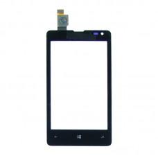 Тачскрин  для MICROSOFT  435 Lumia чёрный