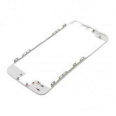 Дисплейная рамка  для APPLE  iPhone 5 белая с термоклеем