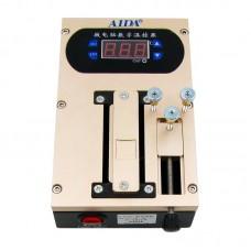 Сепаратор 2 in 1 (9 х 2 см)  AIDA  A-519C для демонтажа дисплейных рамок iPhone и преднагрева печатных плат