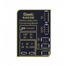Адаптер (платка) с колодками АКБ iPhone для программатора Qian LI I-copy (ver.2.0 и выше)