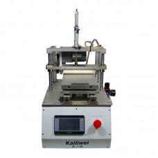 Станок  AIDA  для автоматизированного удаления остатков клея после расслоения дисплейных комплектов