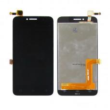 Дисплей  для LENOVO  A1010a20 A Plus с чёрным тачскрином