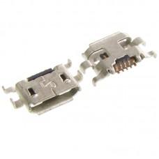 Разъём micro-USB  универсальный  Тип 5