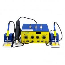 Паяльная станция  BAKU  BK603D фен, два паяльника, цифровая индикация