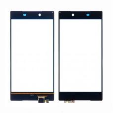 Тачскрин  для SONY  E6833 Xperia Z5 Plus Premium Dual чёрный