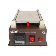 """Сепаратор ваккумный 8.5"""" (19 х 11 см)  AIDA  A-988 со встроенным компрессором для вакуумного способа фиксации стекла"""