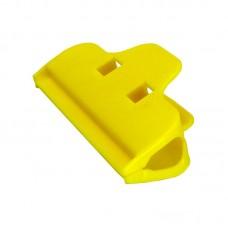 Зажим-прищепка широкий (100 мм)    для фиксации дисплейного комплекта в корпусе при установке требующей склеивания