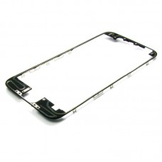 Дисплейная рамка  для APPLE  iPhone 6 чёрная с термоклеем