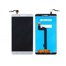 Дисплей  для XIAOMI  Mi Max 2 с белым тачскрином