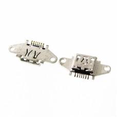Разъём micro-USB  универсальный  Тип 16 (7 pin)