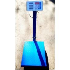 Весы торговые ACS 300-350 кг. Domotec, Усиленная платформа 40Х50