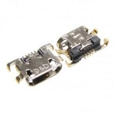 Разъём micro-USB  универсальный  Тип 12