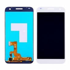 Дисплей  для HUAWEI  G7 (G7-L01) с белым тачскрином