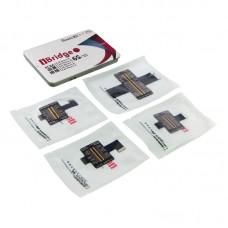 Набор высококачественных шлейфов iBridge  для APPLE  iPhone 6S Plus, для проверки и ремонта разъёма Lightning, LCD+TOUCH, фронтальной и основной камеры