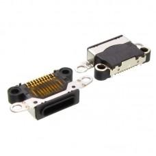 Разъём зарядки  для APPLE  iPhone 5 чёрный