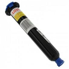 Клей LOCA  AIDA  TP-2500F (50 гр) в чёрном шприце, для склеивания комплектов дисплей+тачскрин под ультрафиолетом