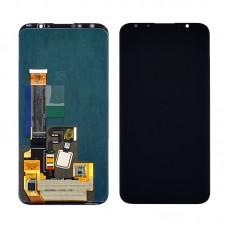 Дисплей  для MEIZU  16 Plus с чёрным тачскрином OLED