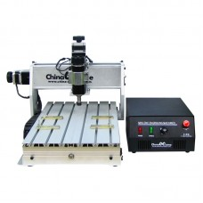 Настольный фрезерно-гравировальный станок SCOTLE CNC3040Z-DQV2 (трёхосевой, 200W)