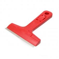 Лопатка со сменным лезвием  AIDA  No.501 для удаления остатков клея (ручка 11 см, лезвие 10 см)