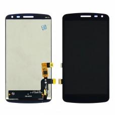 Дисплей  для LG  K5 X220 Dual Sim с чёрным тачскрином